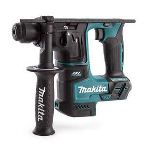 Makita DHR171Z 18v LXT SDS+ Plus Brushless Rotary Hammer 17mm Body Only £82.44 (+£4.50 UK Mainland Delivery) @ Powertool Supplies