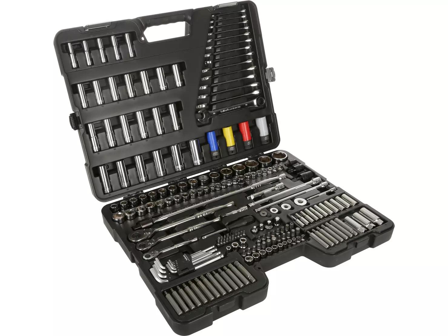 Halfords Advanced 200 Pc Socket and Ratchet Spanner Set £264 delivered @ Halfords