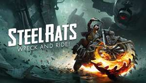 Steel Rats (Steam PC/Mac/Linux Game + DLC) Free To Keep @ Steam Store