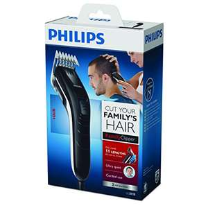 Philips Series 3000 Hair Trimmer 11 Lengths corded £11.36 (Free delivery with Prime else £3.49) UK Mainland - Sold by Amazon EU @ Amazon