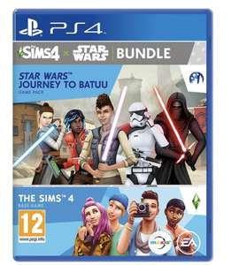 The Sims 4 Star Wars: Journey To Batuu + Base Game PS4 £9.99 C&C / £4.99 delivery @ Smyths