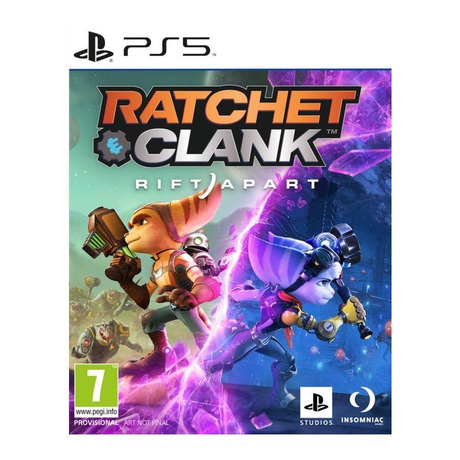 Ratchet & Clank: Rift Apart (PS5) £61.95 @ GameByte