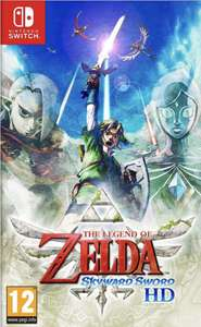 The Legend of Zelda: Skyward Sword HD (Switch) £40.80 @ thegamecollection using code