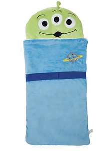 Toy Story Alien Snuggle Blanket - £6.25 + free Click & Collect from (£3.95 delivery) @ Dunelm