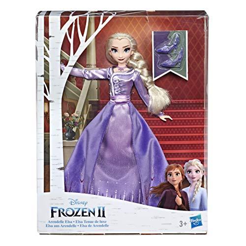 Disney Frozen Arendelle Elsa Fashion Doll With Detailed Ombre Blue Dress - £8.77 (Prime) + £4.49 (non Prime) at Amazon
