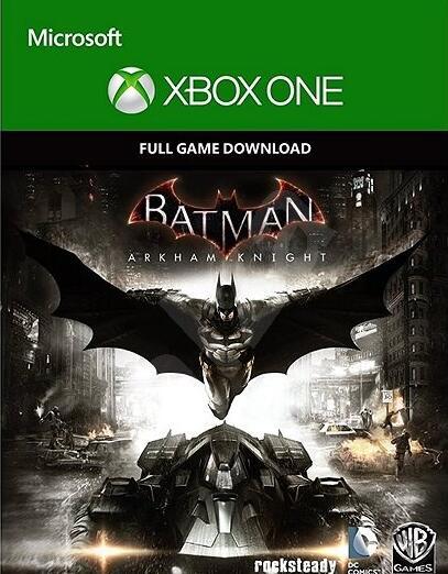 Batman: Arkham Knight / Mad Max / Shadow of Mordor GOTY / Mortal Kombat X / LEGO Jurassic World [Xbox - via VPN] £3.99 each @ Xbox Store US