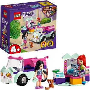 Small Lego Sets at Morrison's London - Lego friends 41439, Lego creator 31111, Lego technic 42116, Lego city 60251 now £5