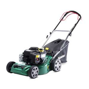 Qualcast 41cm Petrol Self Propelled Lawn Mower 300E now £239 at Homebase