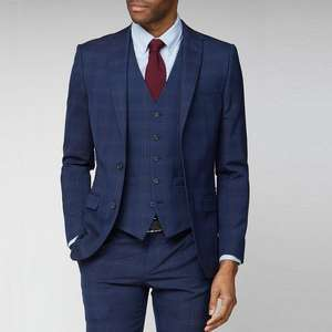 Extra 40% Off + Free next day delivery with code - stacks with up to 70% Off Clearance Sale, Ben Sherman / Ted Baker Suits etc @ Suit Direct