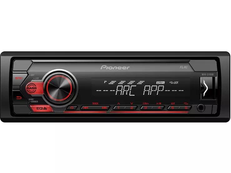 Pioneer MVH-S110UB Car Stereo £35 @ Halfords