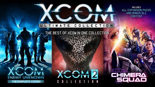 [Steam] XCOM: Ultimate Collection (PC) Inc XCOM Complete, XCOM 2 Collection & Chimera Squad - £8.69 / £8.19 with code @ WinGameStore
