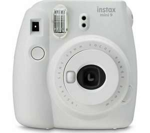 Instax mini 9 Instant Camera - Smoky White - £39.97 at Currys_Clearance Ebay