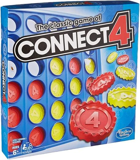 Hasbro Connect 4 Game £9 @ Sainsbury's Sutton