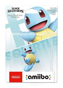 amiibo Squirtle (Nintendo Switch) £7.68 (Prime) + £4.49 (non Prime) at Amazon