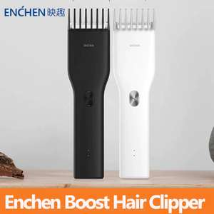 Xiaomi Mijia ENCHEN Boost USB electric hair clipper with ceramic blade £9.07 (£7.28 new user) delivered @ AliExpress / Xiao_Mi Global Store