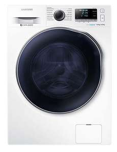 Samsung WD90J6A10AW 9KG / 6KG 1400RPM Washer Dryer with 5 year warranty - £469 delivered with code @ Crampton & Moore