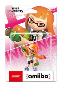 amiibo Inkling Girl (Nintendo Switch) £9.43 (+£4.49 Non Prime) - Mainland UK delivery Sold by Amazon EU @ Amazon