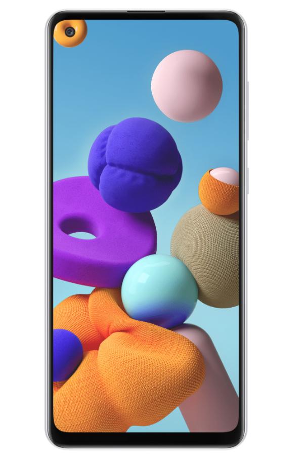 Samsung Galaxy A21s + 100GB Data On Three / Unlimited Mins & Texts / £14pm - £19 Upfront (24m) £355 @ Chitter Chatter