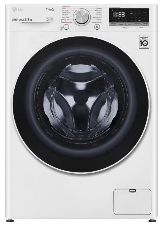 LG AI DD V6 FWV685WSE 8kg/5kg Washer Dryer £449.99 with code @ Currys