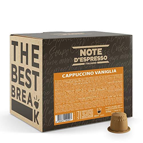 Note d'Espresso Vanilla Cappuccino - 100 x Nespresso Capsules - £14.33 delivered (Non-Prime + £2.99) @ Amazon