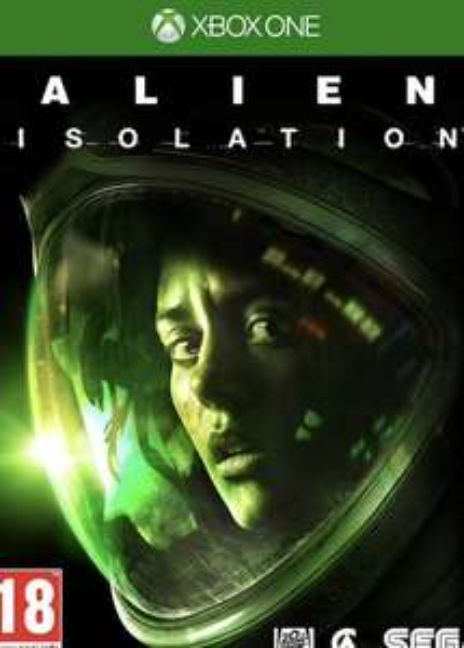Alien Isolation The Collection (Digital Key) Xbox One / Series X Argentina via VPN - £8.15 Using Voucher @ Eneba / WorldTrader
