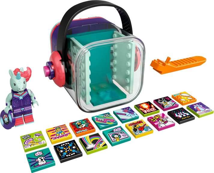 LEGO VIDIYO 43106 Unicorn DJ BeatBox - £9.67 delivered (+£4.49 Non-Prime) @ Amazon