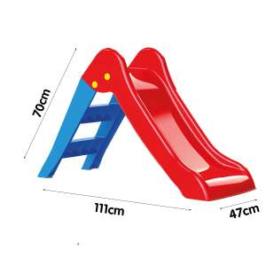 Dolu My First Slide - Red (H70 x L111 x W47cm) - £28.99 (+£3.99 Delivery) @ Early Learning Centre