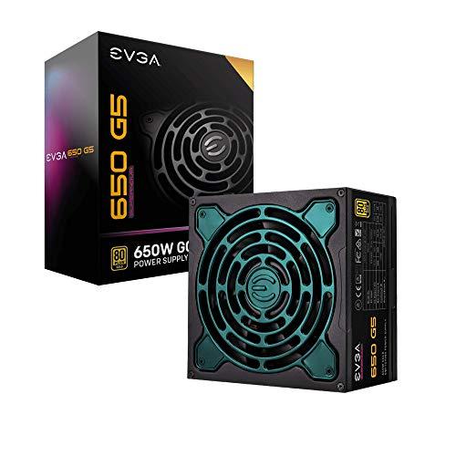 EVGA SuperNOVA 650 G5, 80 Plus Gold 650W, Fully Modular £83.99 @ Amazon