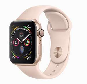 Apple Watch Series 4 44MM GPS Gold - Used Good Condition £149.95 @ Ultimo Electronics