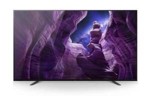 "Sony BRAVIA KD55A8BU 55"" 4K Ultra HD HDR Android Smart OLED TV £1,069 at Appliances Direct"