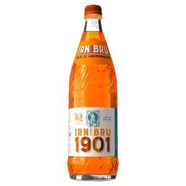 Irn Bru 1901 750ml £1.99 @ Home Bargains (Inverness)