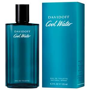 Davidoff Cool Water 125ml EDT £19.95 + £2.95 del at All Beauty