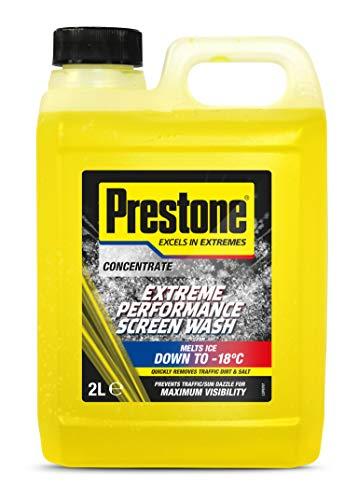 Prestone Screenwash concentrate 2L £3.50 (+£4.49 non-prime) @ Amazon
