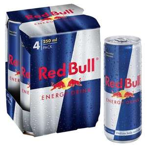 Red Bull Energy Drink, 6x4x250ml (March 2023 expiry) - £20 each / 2 for £35 instore @ Farmfoods, Walsall