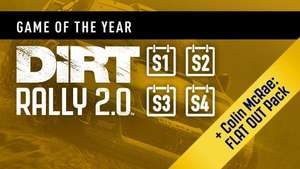 [Steam] DiRT Rally 2.0 Game Of The Year Edition (PC) - £4.39 @ Fanatical