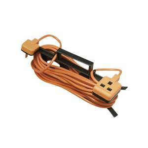 Masterplug 13a 1-gang Unswitched Extension Lead 15m - £9.99 (Free Collection / Selected Stores) @ Screwfix