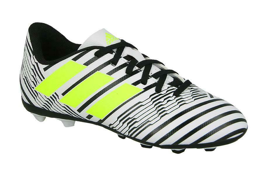 Mens adidas Nemeziz 17.4 Firm Ground Black/Wht Football Boots - £17.98 delivered @ bigbrandoutlet2015 / ebay
