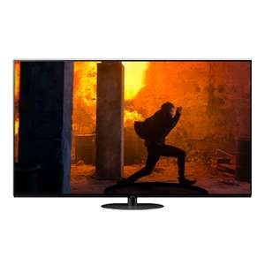 Panasonic TX65HZ980BEnergy Rating A 65 Inch OLED 4K Ultra HD Premium Smart TV Freeview Play - £1499 delivered using code @ RGB Direct