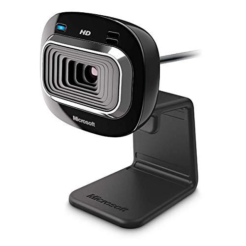 Microsoft L2 LifeCam HD-3000, Black, £20.32 (UK Mainland) Sold by Amazon EU @ Amazon