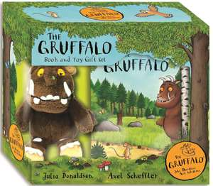 The Gruffalo Book and Plush Set - £5 + Free Click and Collect @ Argos