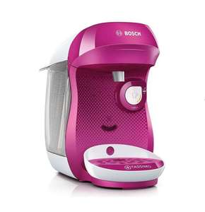 Tassimo TAS1001GB Happy Pod Coffee Machine - Pink £29.99 + £3 delivery or free delivery with click and collect @ Very
