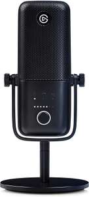Elgato Wave:3, Premium USB Condenser Microphone and Digital Mixing Solution £117.99 @ Amazon