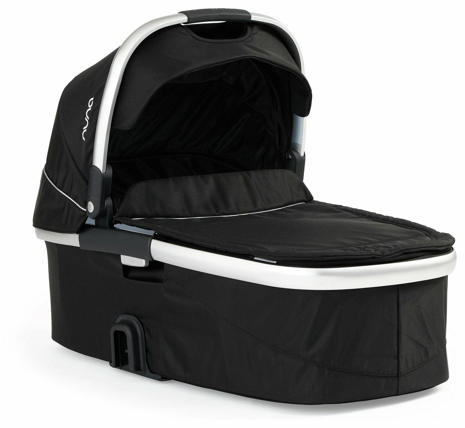 Nuna Ivvi Carry Cot - Caviar £19.99 delivered from Ebay/Argos