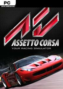 Assetto Corsa Steam Key PC (Global) £2.49 @ CDKeys
