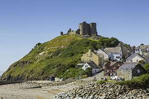 Free admission to some CADW sites up until 25/04/21