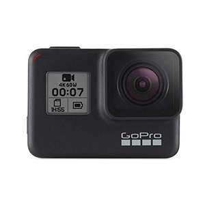 GoPro Hero 7 Black | Amazon | 4K Waterproof Video Camera £206.80 at Amazon