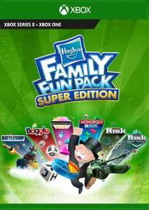 Hasbro family fun pack super edition xbox one £11.99 at CDKeys.com