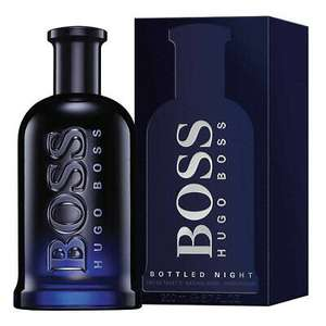 Hugo Boss Bottled Night Eau de Toilette 200ml EDT Spray - £34.95 delivered @ perfume_shop_direct / ebay
