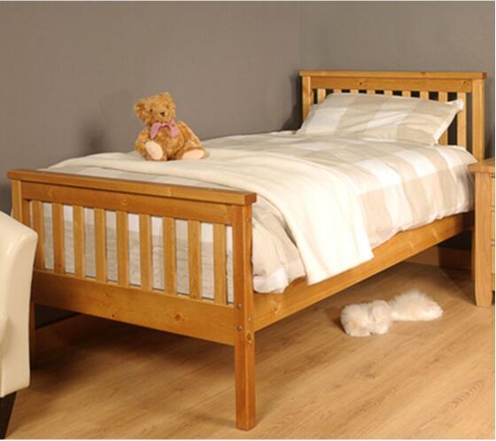 Comfy Living Talsi Wooden Bed Frame 3ft - £67.99, 4ft 6 - £93.99, 5ft king - £103.99 delivered @ OnBuy / COMFY-LIVING