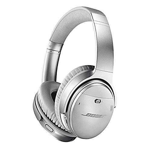 Bose QuietComfort 35 II Silver Bluetooth NFC Headphones - Mic/Remote For £177.59 (UK Mainland) (+£172 fee free card) @ Amazon Spain
